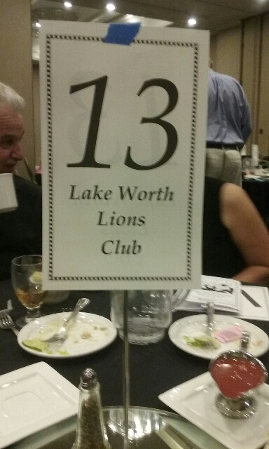 Table # 13